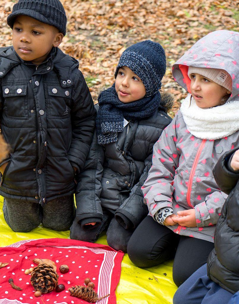 Naturbildung Kinder